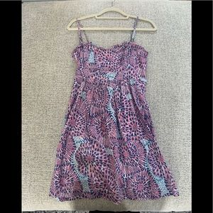 American Eagle Thin Strapped Floral Sundress
